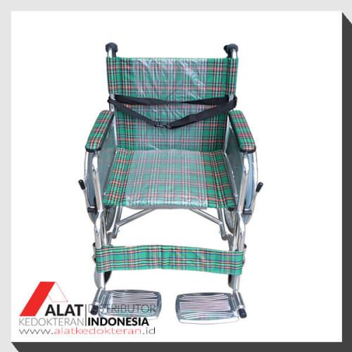 harga kursi roda alumunium standar