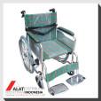 kursi roda alumunium standar