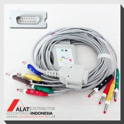 Burdick ECG Cable Banana, jual aksesoris medis murah