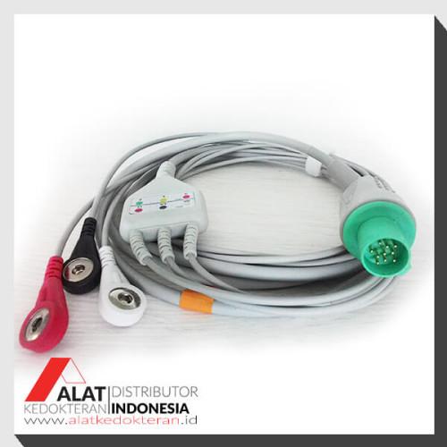 Kabel EKG 3 lead 10 Pin