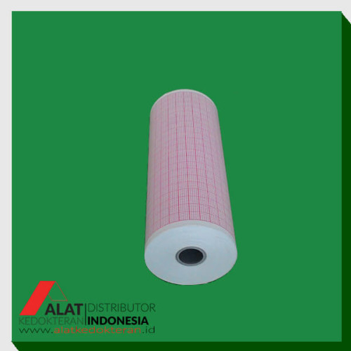 jual kertas ekg 6 channel produk lokal dan kualitas terbaik, pembelian minimal 10pcs seharga 15000 dan bisa pesan dan kirim ke seluruh kota di Indonesia