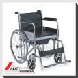 kursi roda sella commode 2 in 1 kursi roda multi fungsi bisa untuk bab