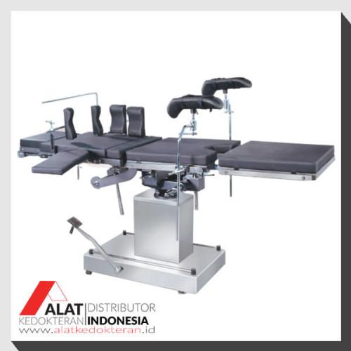 Jual Meja Operasi Manual desain ergonomis dan fleksibilitas yang tinggi untuk kemudahan saat operasi. meja operasi berkualitas merk asco impor dari china