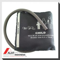 jual manset anak murah, NIBP Cuff single Tube Child