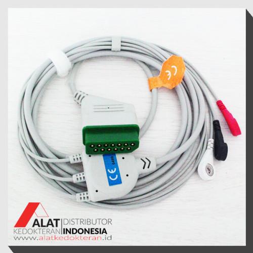 Nihon ECG Cable, jual aksesoris medis murah