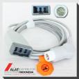 Jual Kabel EKG Trunk 12 Pin, jual aksesoris medis murah