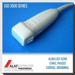 Jual Probe USG Compatible Aloka ssd 3500 series cardiac