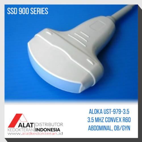 Jual Probe USG Compatible Aloka ssd 900 series convex