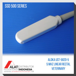 ual Probe USG Compatible Aloka SSD 500 Series linear rectal
