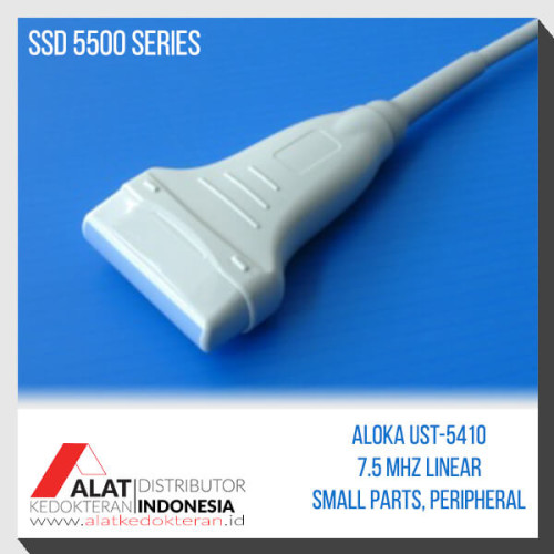 Jual Probe USG Compatible Aloka ssd 5500 series linear small parts