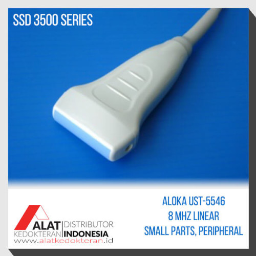 Jual Probe USG Compatible Aloka ssd 3500 series linear small parts