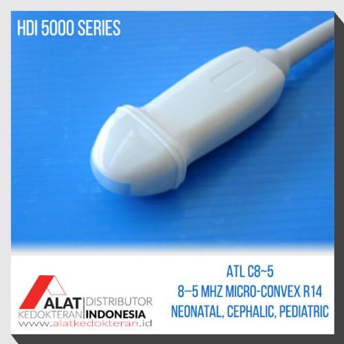 Probe USG Compatible Philips ATL HDI 5000 micro convex
