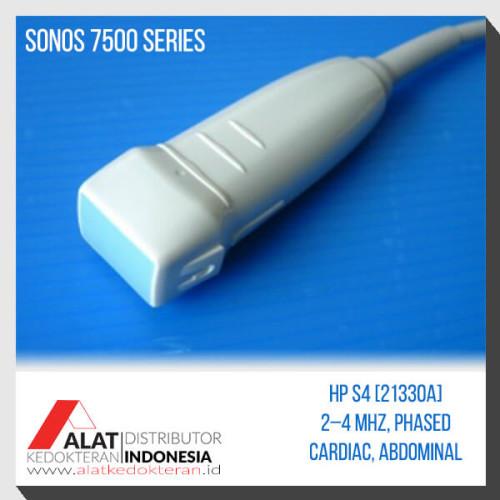 Probe USG Compatible Philips HP Sonos 7500 cardiac