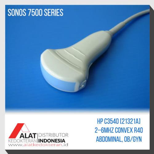 Probe USG Compatible Philips HP Sonos 7500 convex