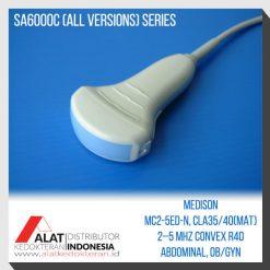 Probe USG Compatible Medison SA6000C convex