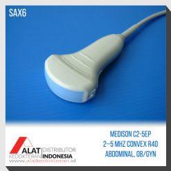 Probe USG Compatible Medison SAX6 convex