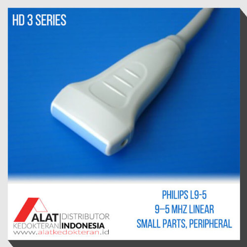 Probe USG Compatible Philips HD3 linear small