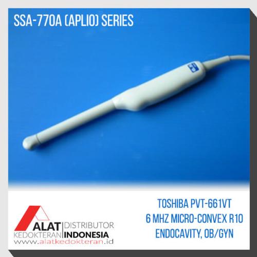 Probe USG Compatible Toshiba Aplio SSA 770A micro convex