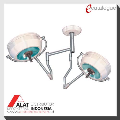 lampu operasi halogen