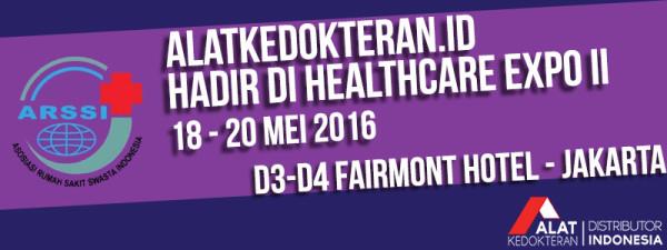 health care expo ii jakarta