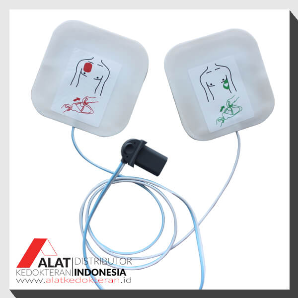 Pad AED Defibrillator Saver One