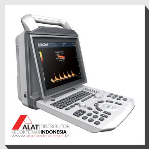 Jual Alat USG Color Doppler murah - V3 Old Version (Cardiac)