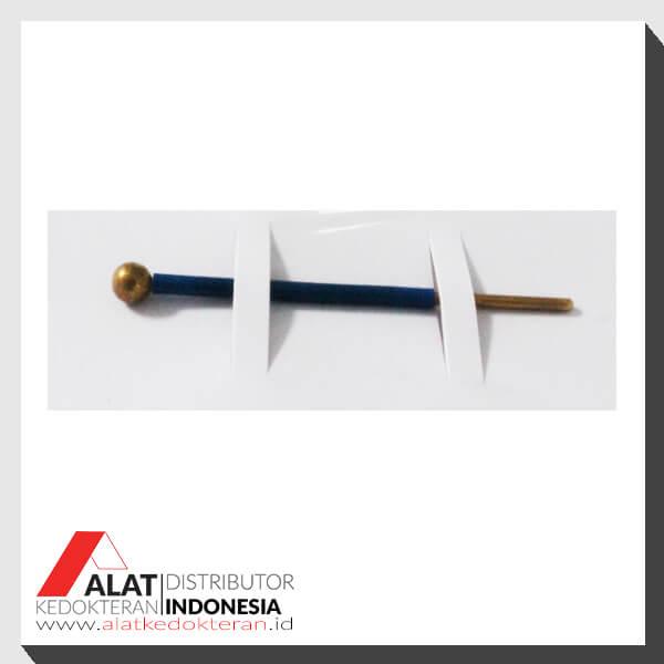 Jual Ball Electrode Gold Plate Couter Reusable
