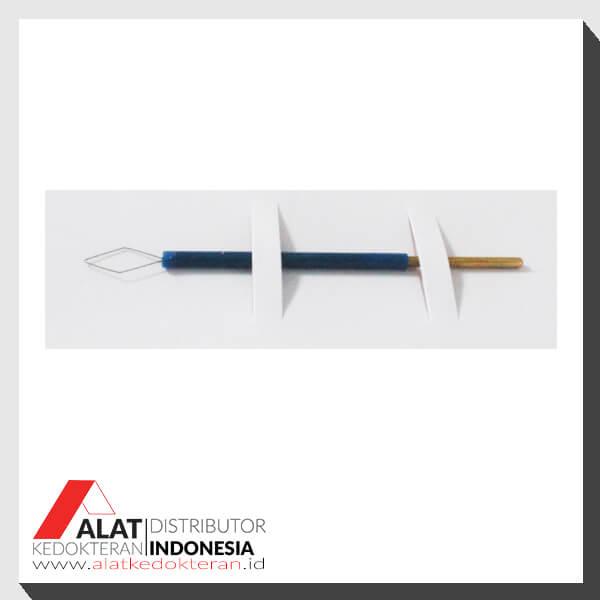 Jual Reusable Electrosurgical Cosmetic Diamond Loop Electrode