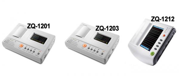 perbedaan ecg 1, 3, 6 dan 12 channel, menjelaskan masing-masing kelebihan dan keunggulan di range harga nya dan menjelaskan fitur-fitur ekg zoncare
