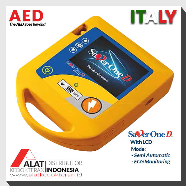 Jual AED Defibrilator Saver One D