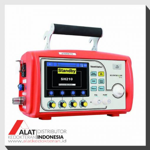 Jual Transport Ventilator Hostech