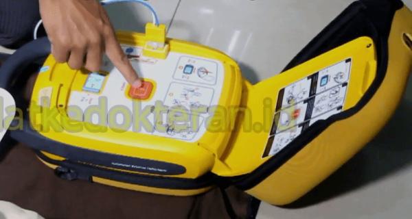 Cara Menggunakan AED HR-501