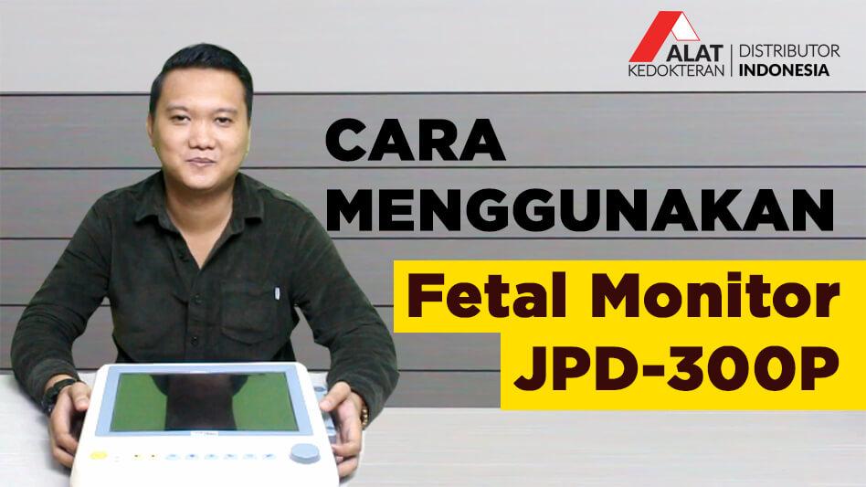 Fetal monitor adalah alat yang digunakan untuk memonitoring keadaan janin dalam kandungan dengan mencatat setiap perubahan denyut jantung janin.