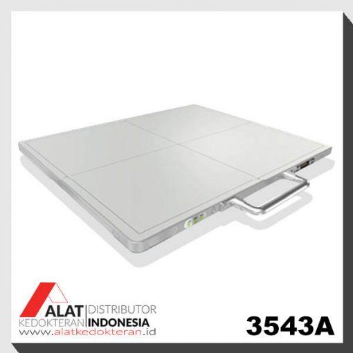 Produk Medical Flat Panel Detector X Ray yang keberadaannya untuk menggantikan kaset dan film x ray dan berfungsi sebagai image receptor. Garansi 1 Tahun