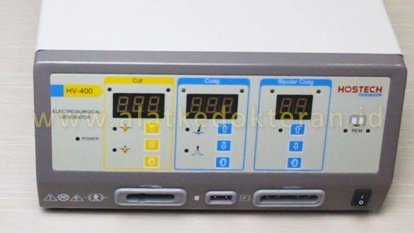 Elektrosurgery Unit Couter adalah salah satu alat bedah dengan memanfaatkan arus listrik berfrekuensi tinggi. Penggunaan arus listrik di dalam pembedahan untuk mengurangi pendarahan.