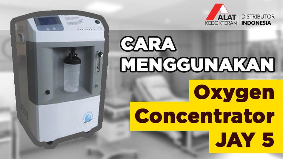 Oxygen Concentrator merupakan alat yang dapat menghasilkan oksigen dengan cara mengambil udara bebas disekitar dan memperosesnya menjadi oksigen murni yang bersih dan aman untuk pasien.