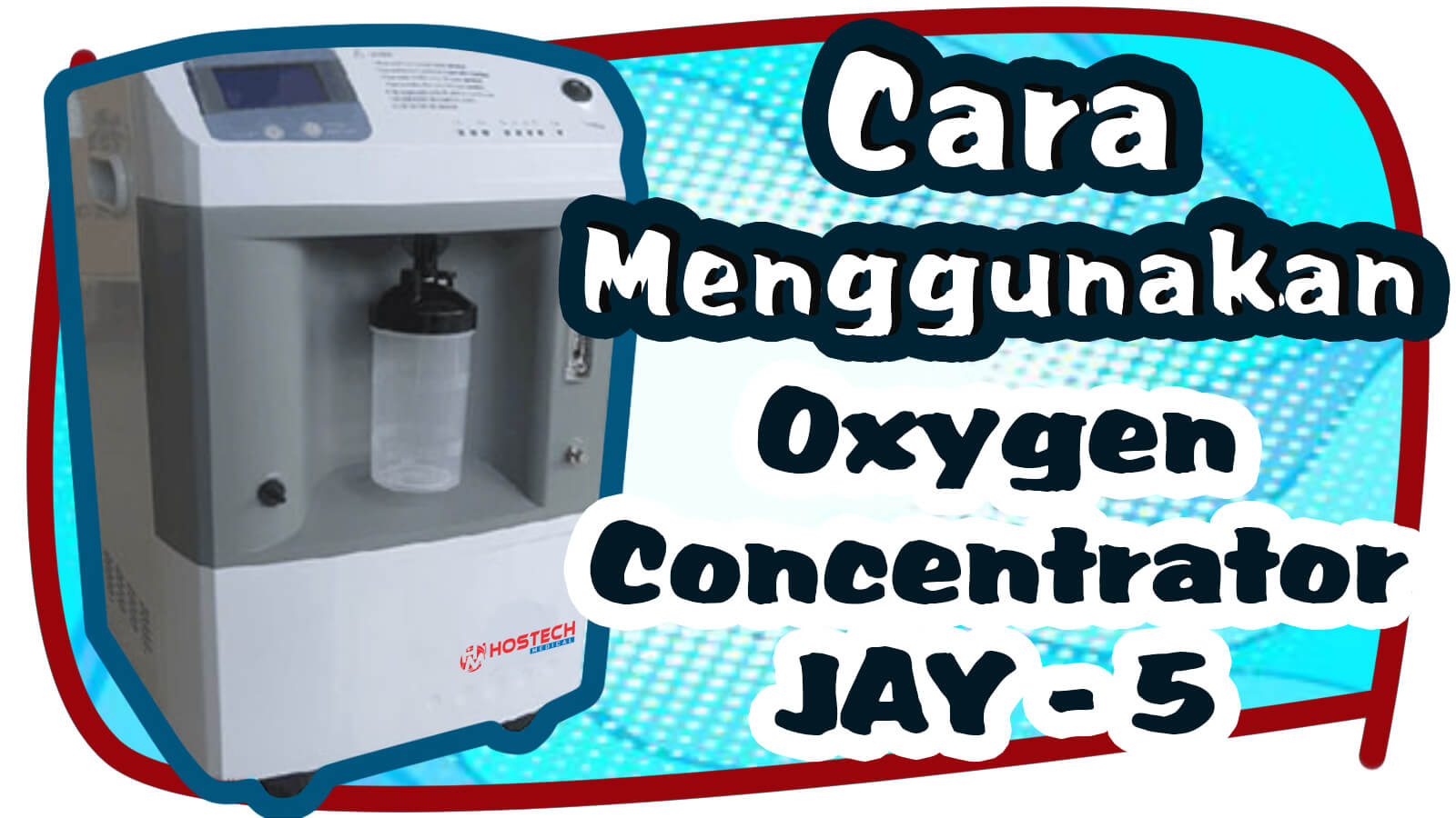 Oxygen Concentrator adalah merupakan alat elektronik yang dapat memberikan oksigen murni untuk tubuh.
