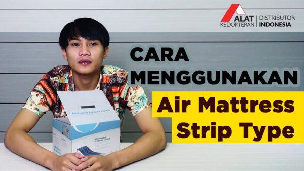 Air Mattress Anti-Decubitus merupakan kasur berisi udara yang dapat mencegah terjadinya decubitus atau luka akibat berbaring terlalu lama dan mengurangi rasa sakit akibat decubitus atau luka.