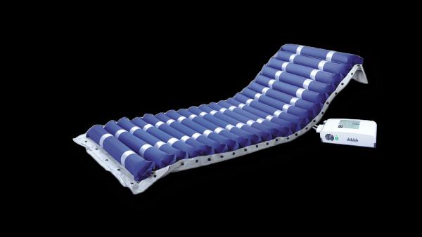 Air Mattress Anti-Decubitus merupakan mattress yang dapat mencegah terjadinya decubitus atau luka akibat berbaring terlalu lama dan mengurangi rasa sakit akibat decubitus atau luka.