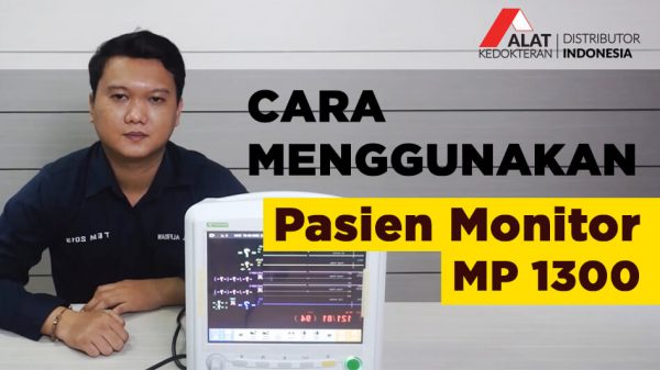 Pasien monitor adalah alat yang digunakan untuk memonitoring keadaan fisiologis pasien secara real time sehingga dokter dapat memantau parameter parameter yang dibutuhkan pada saat itu juga.