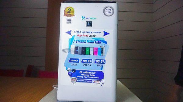 Air Purifier merupakan alat yang digunakan untuk memurnikan udara di ruangan, dengan menyaring udara di sekitar  agar lebih bersih dan bebas dari polusi atau partikel partikel alergen yang dapat menyebabkan asma.