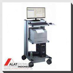 Komputer Treadmill Jantung Dengan Stress EKG Analisis Sistem
