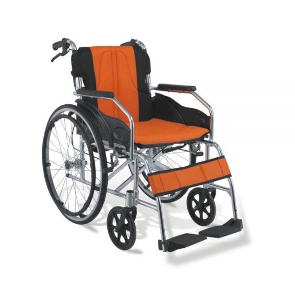 Kursi roda alumunium tahan lama dan murah Kaiyang KY868LAJ-A .