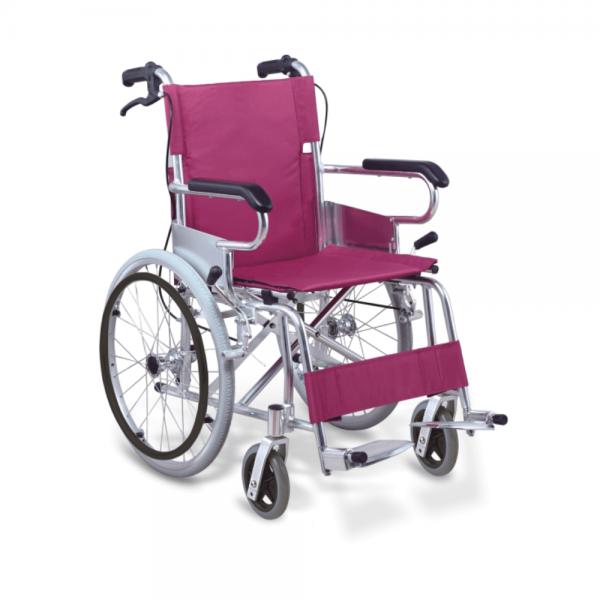 Kursi roda alumunium tahan lama dan murah Kaiyang KY872LJ .